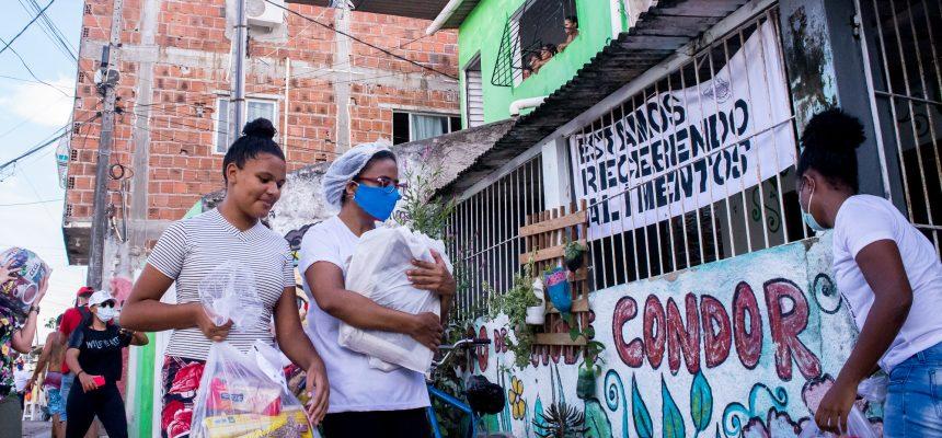 Mãos Solidárias internacionalizam campanha de doações em benefício de comunidades em Pernambuco