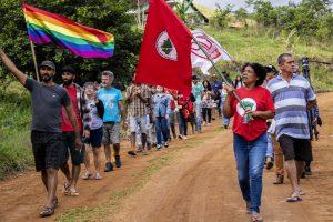 Nota do MST-RJ sobre suspensão do despejo no Assentamento PDS Osvaldo de Oliveira