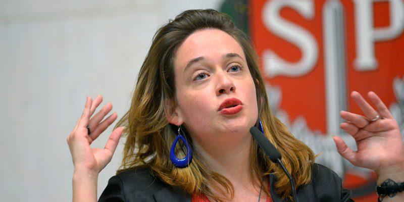 MST se solidariza à deputada estadual Isa Penna (PSOL/SP)