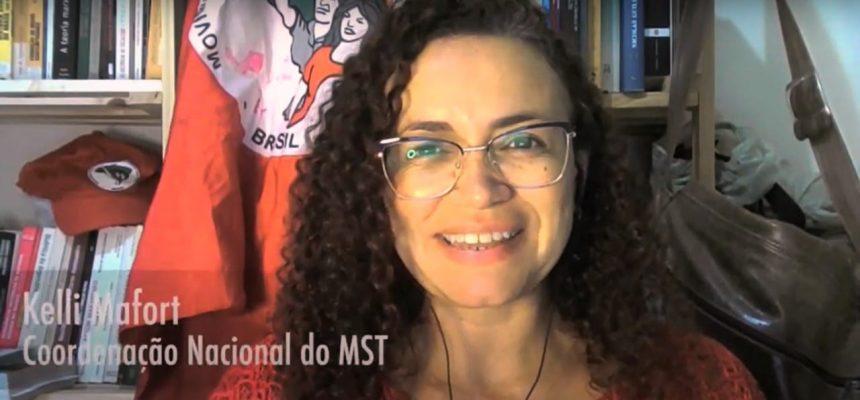 Programa de Análise de Conjuntura: Kelli Mafort fala sobre a Luta pela Reforma Agrária Popular em 2020
