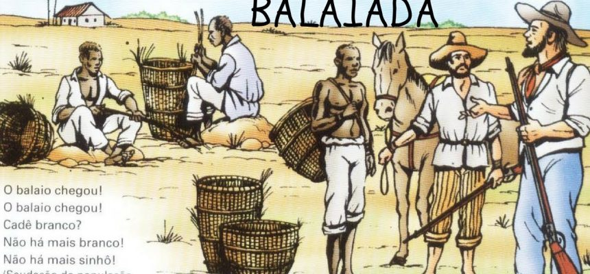 Balaiada: retalhos da nossa história