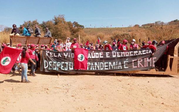 Brasil é notificado pela Corte Interamericana sobre violações no despejo do Acampamento Quilombo Campo Grande
