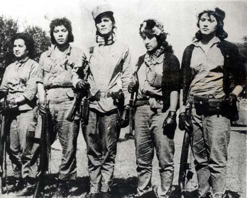 Las Marianas: a força das mulheres na Revolução Cubana