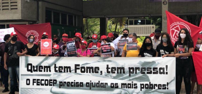Em Maceió, organizações sociais cobram plano de enfrentamento aos efeitos da pandemia