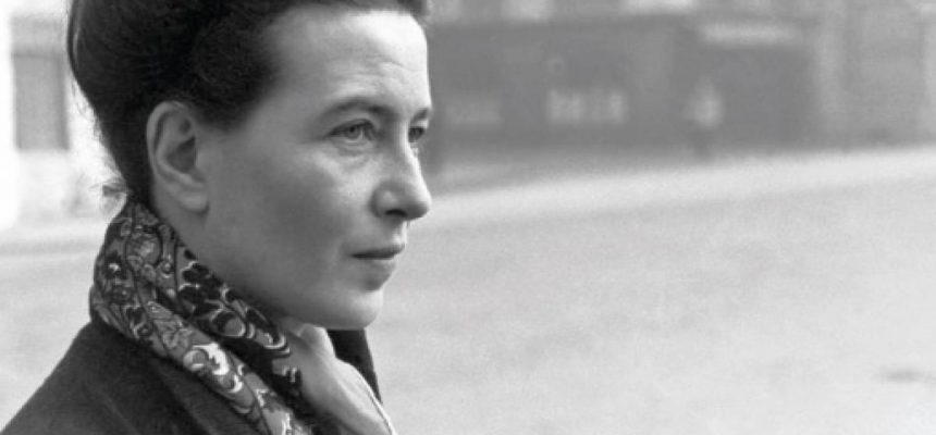 Simone de Beauvoir: das ousadias imprescindíveis