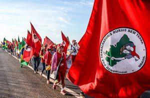 Foto: MST em Marcha / Luiz Fernando
