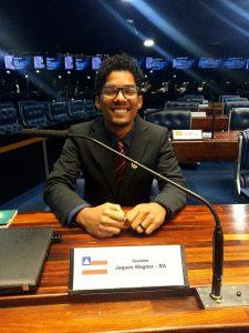 Jovem, negro e Sem Terra: conheça a história do estudante de direito pelo PRONERA