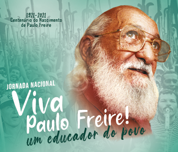 Jornada Nacional Viva Paulo Freire