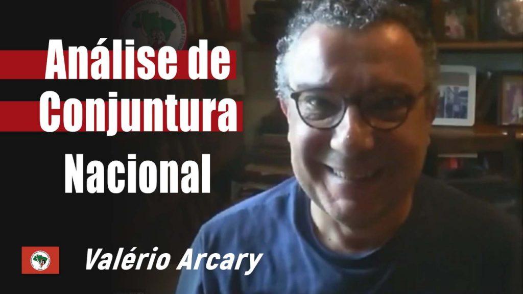 Análise de Conjuntura Política Nacional   Profº Valério Arcary