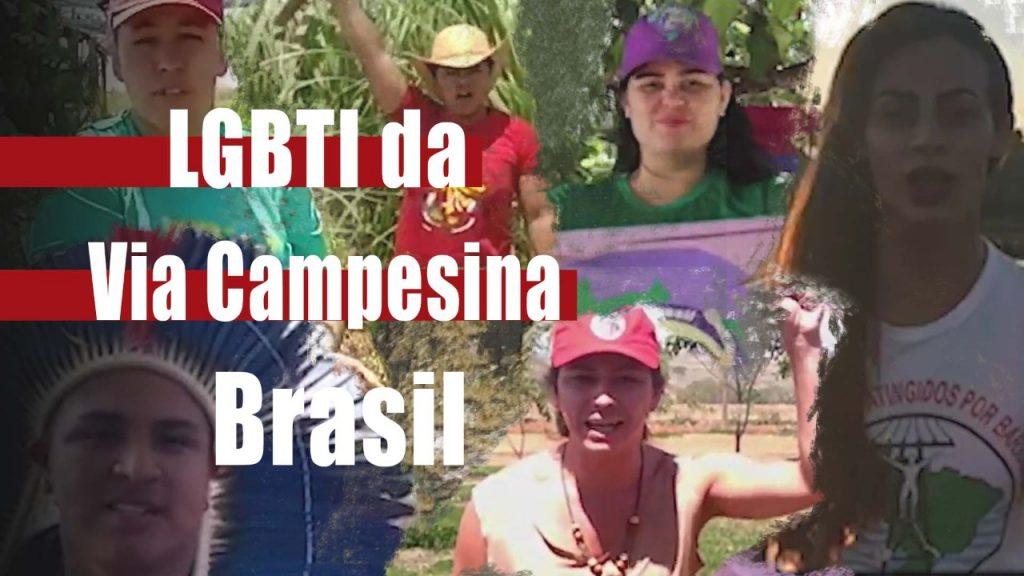 LGBTI da Via Campesina lançam manifesto poético contra a invisibilidade no campo
