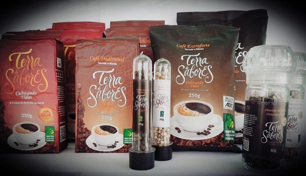 Novos produtos da marca Terra de Sabores