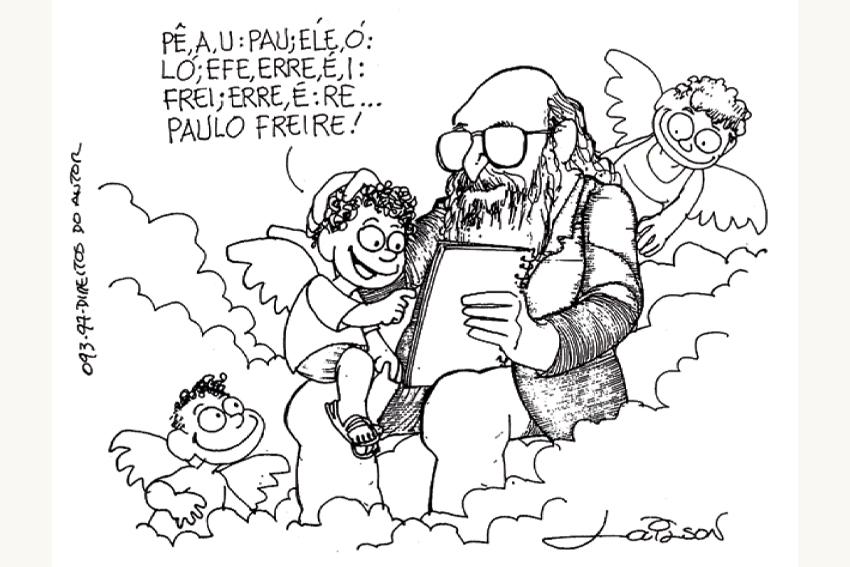 PAULO FREIRE MORRE AOS 75 ANOS