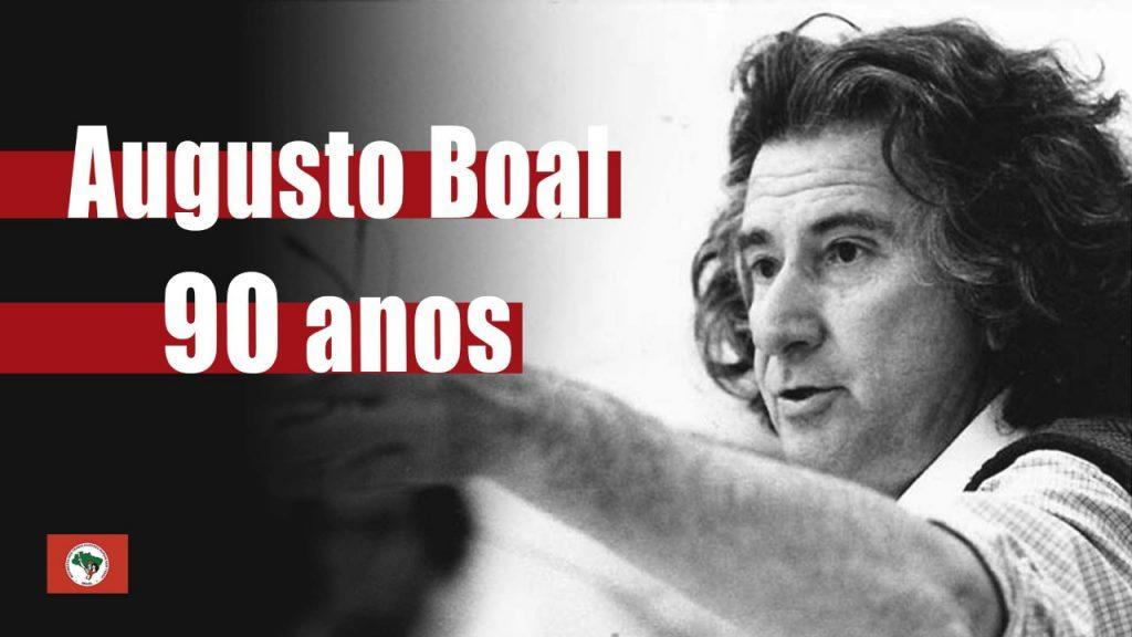 90 anos de Augusto Boal