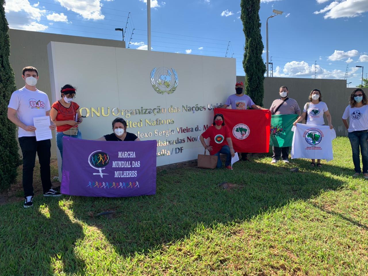 Organizações internacionais enviam carta de apoio ao povo do Haiti a ONU e OEA