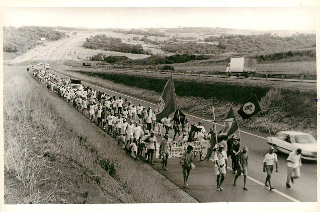Memória – Marcha Nacional por Emprego, Justiça e Reforma Agrária, Brasília 1997