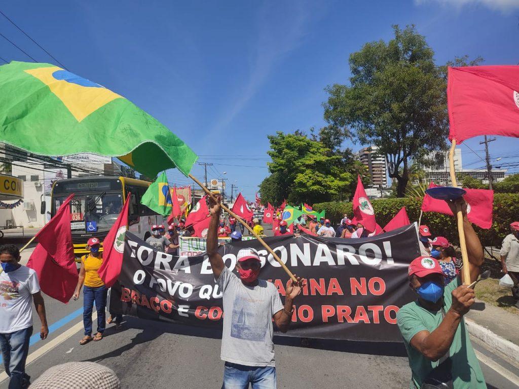 Manifestações do 29M pelo Fora Bolsonaro!