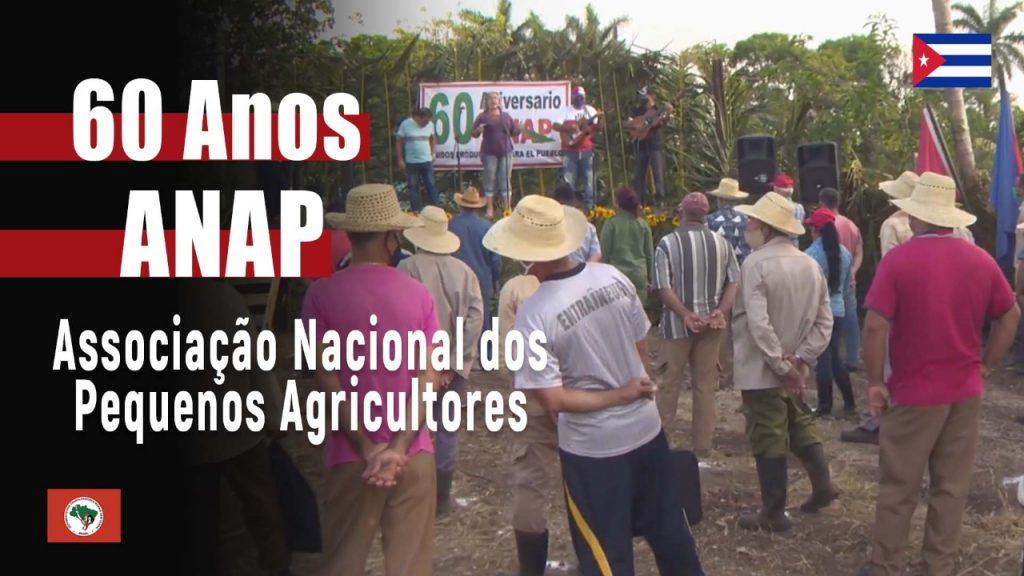 60 Anos da Associação Nacional dos Pequenos Agricultores
