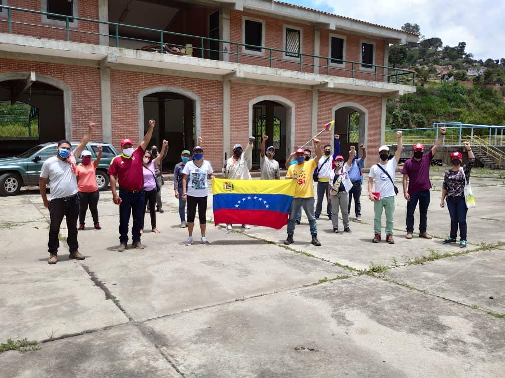 Brigada Apolônio de Carvalho – Venezuela