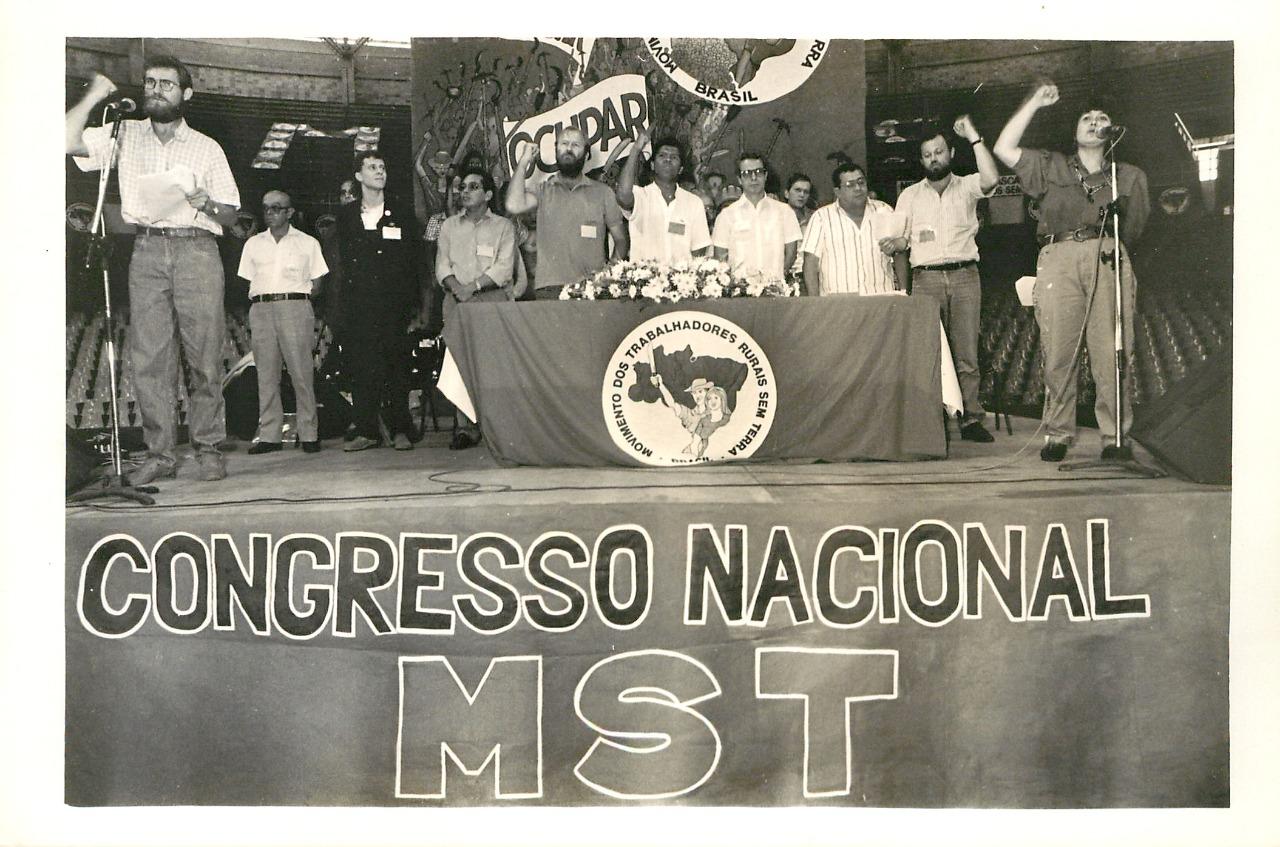 2° Congresso Nacional do MST reafirmou  capacidade de resistência nos territórios ocupados, com unidade nacional