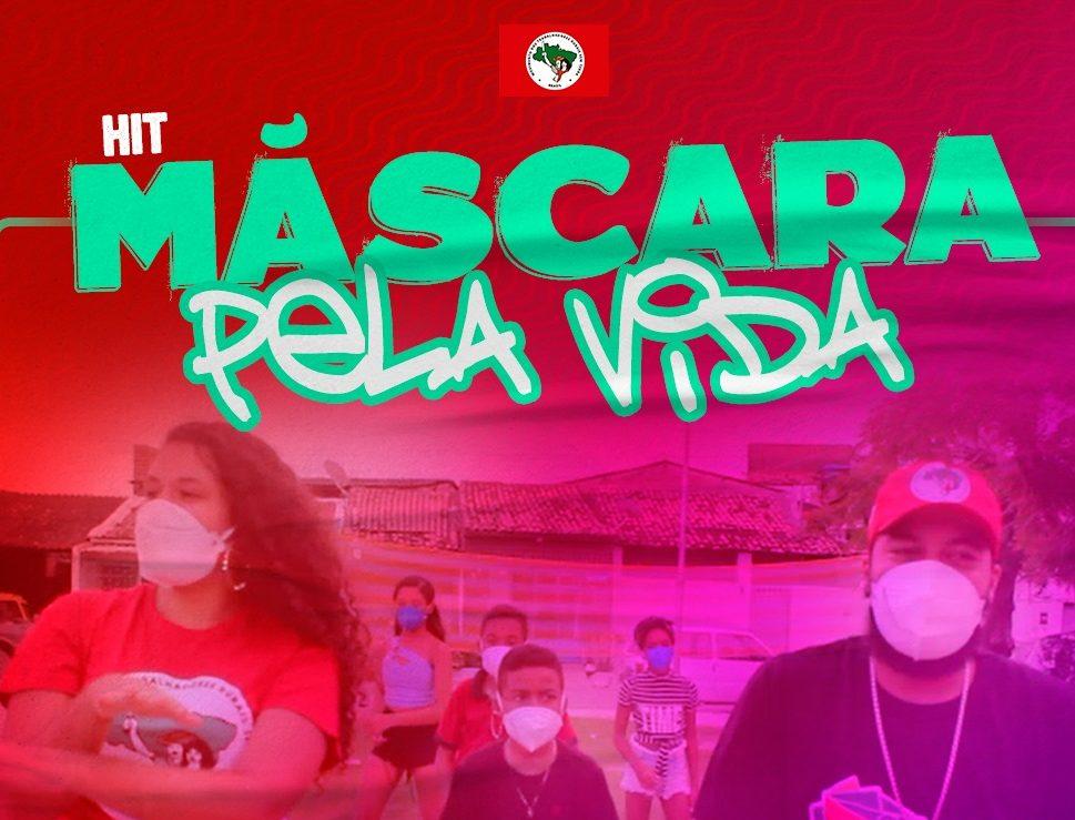 """Hit """"Máscara pela vida"""" será lançado hoje nas redes do MST"""