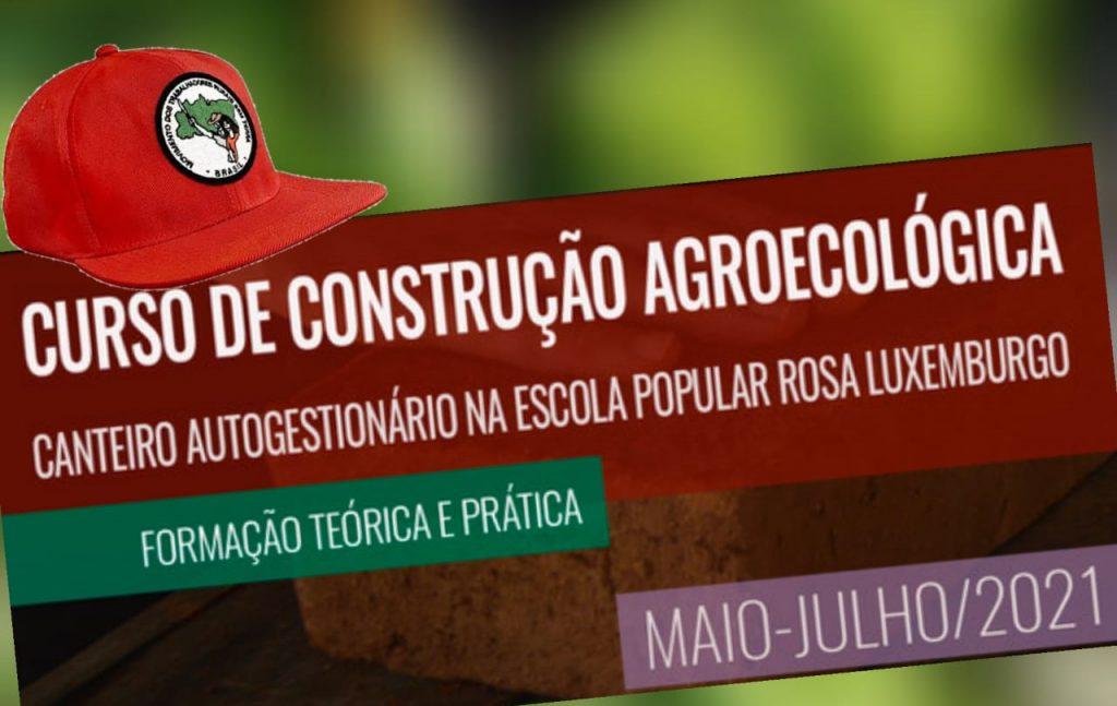 Escola Popular Rosa Luxemburgo apresenta curso de Construção Agroecológica
