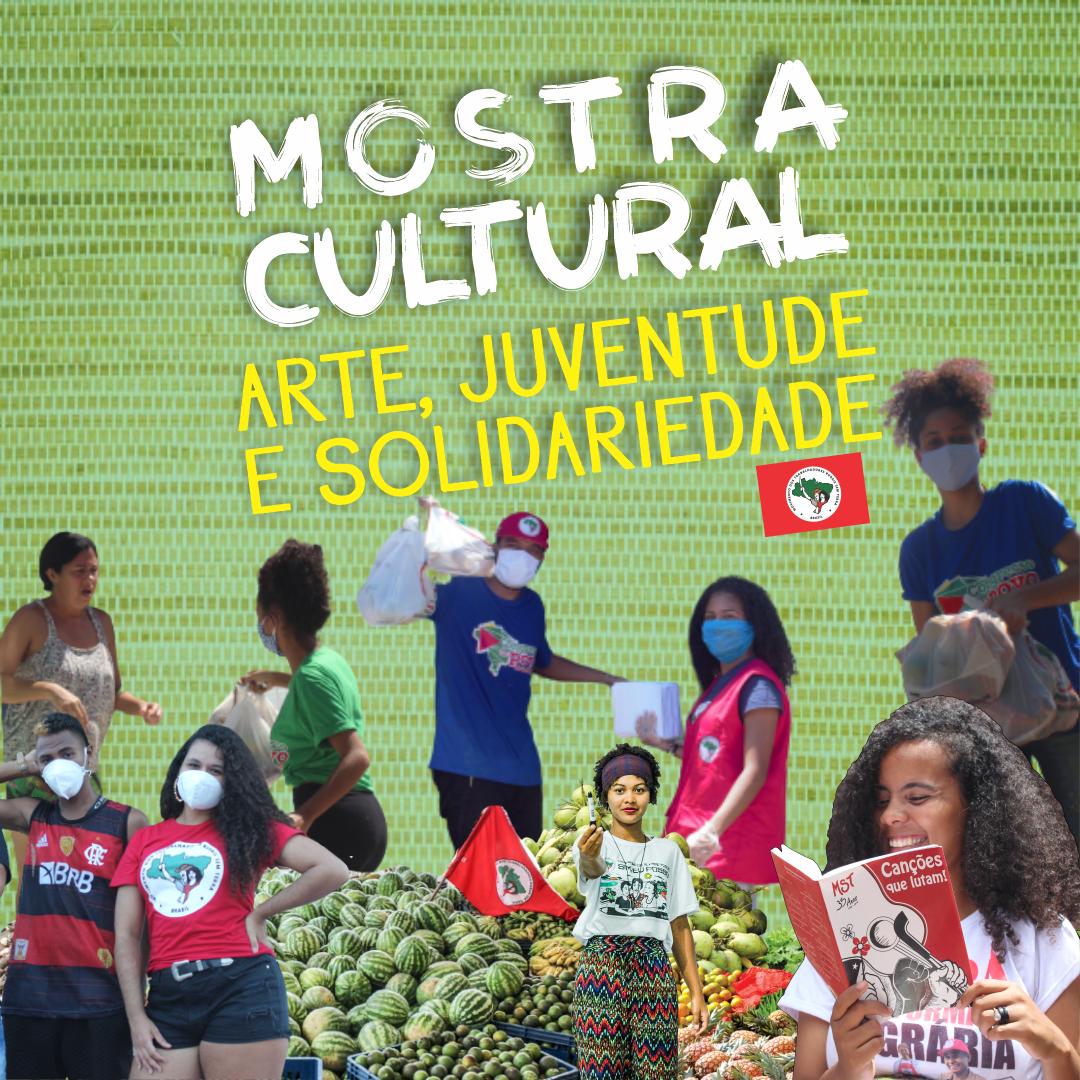 Em Alagoas, Juventude Sem Terra realiza Mostra Cultural
