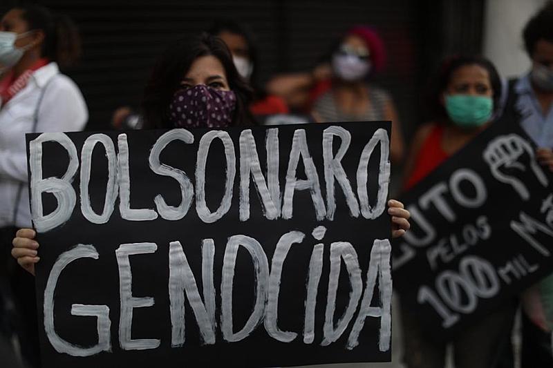 Brasil volta às ruas contra Bolsonaro; acompanhe em tempo real