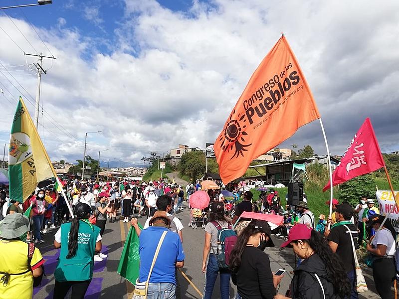 Colômbia completa 1 mês de paralisação nacional com 60 mortos e 120 desaparecidos