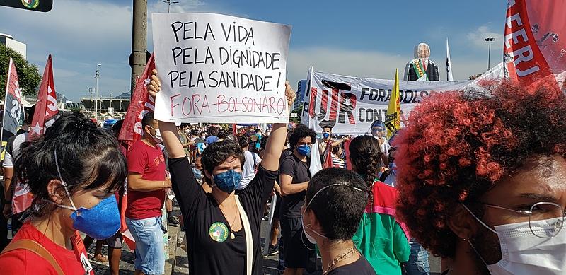 19J: pelo menos 180 cidades já confirmam manifestações contra Bolsonaro