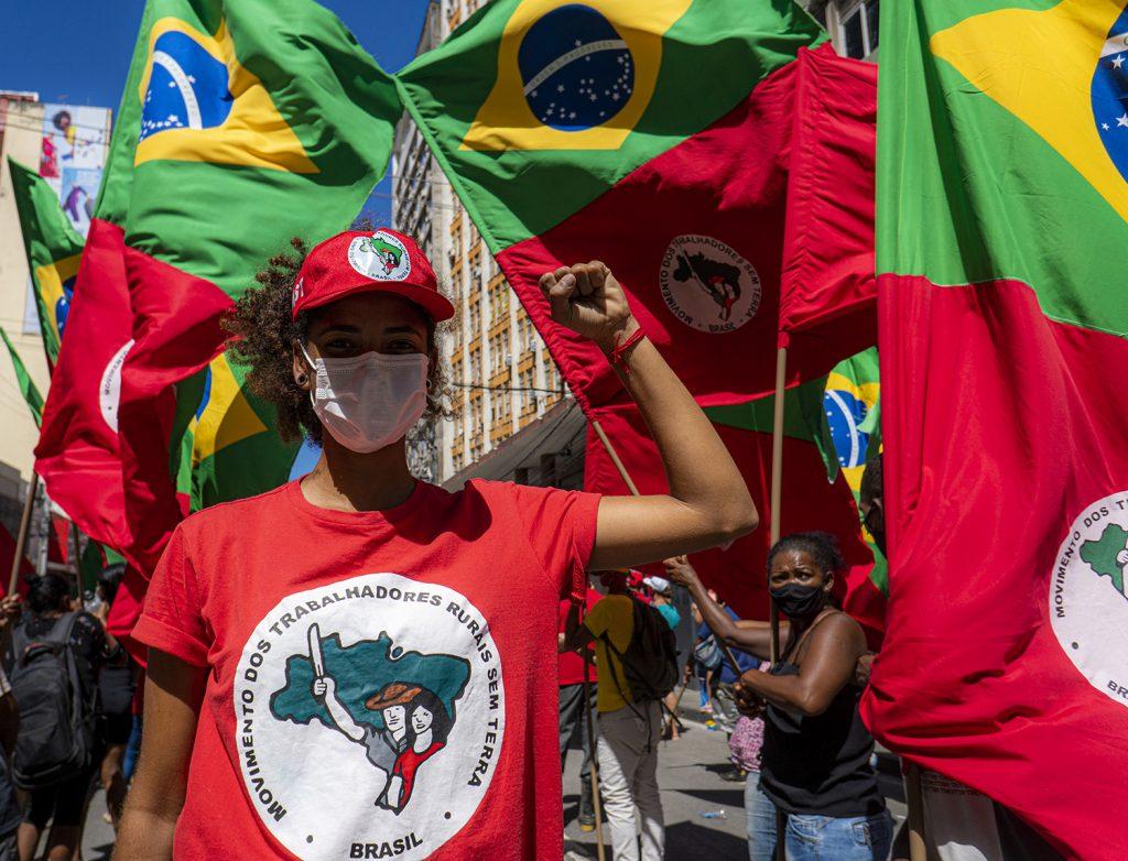 #24J Fora Bolsonaro