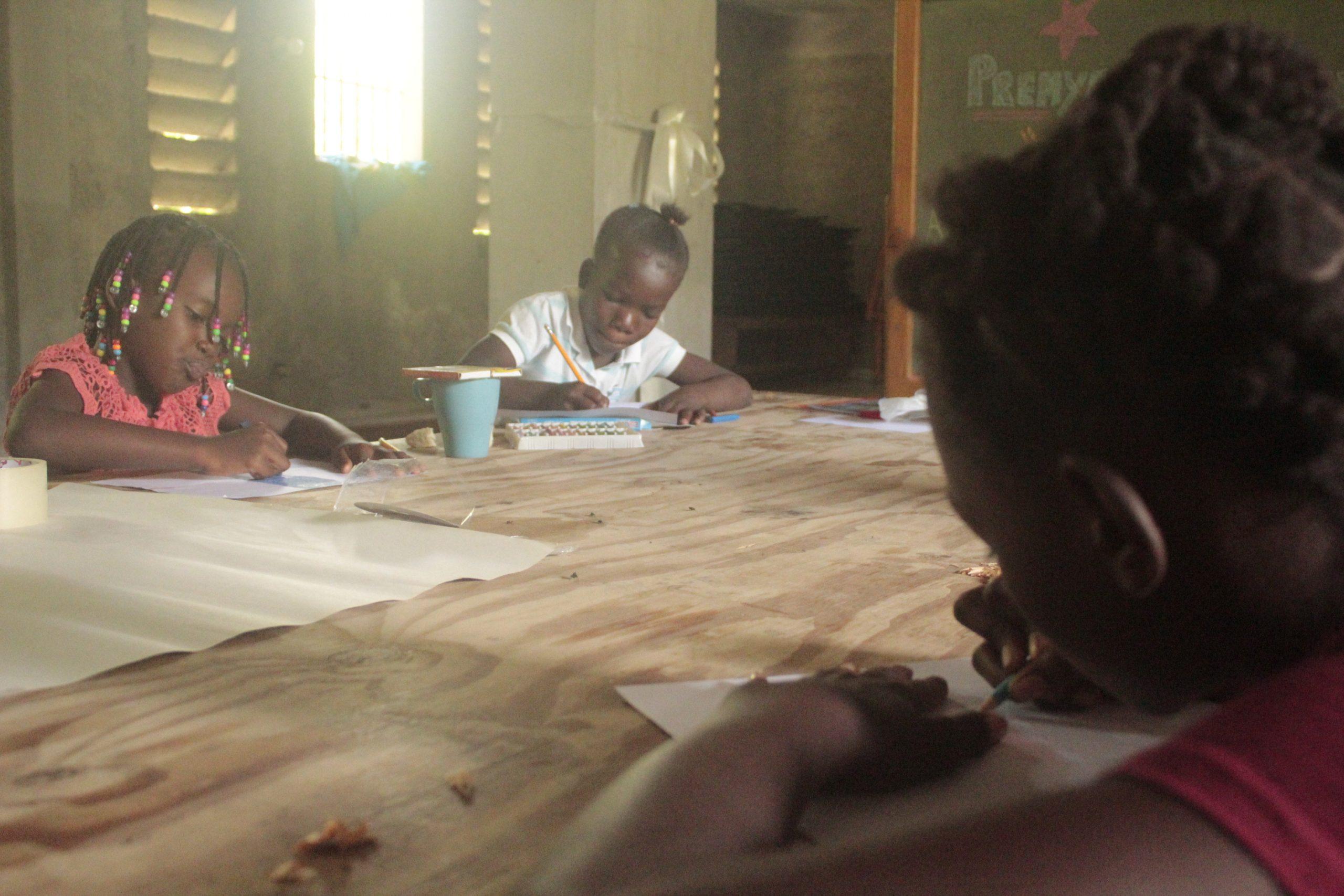 Haiti: MST semeando sementes de futuro e organização popular