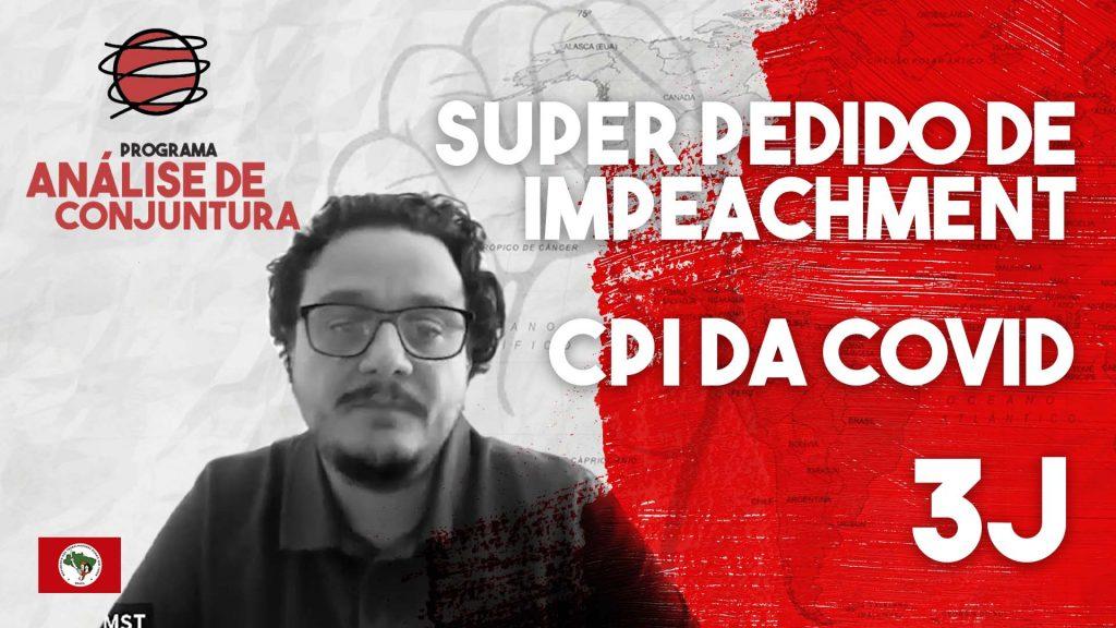 Programa Análise de Conjuntura com Igor Felippe | #016
