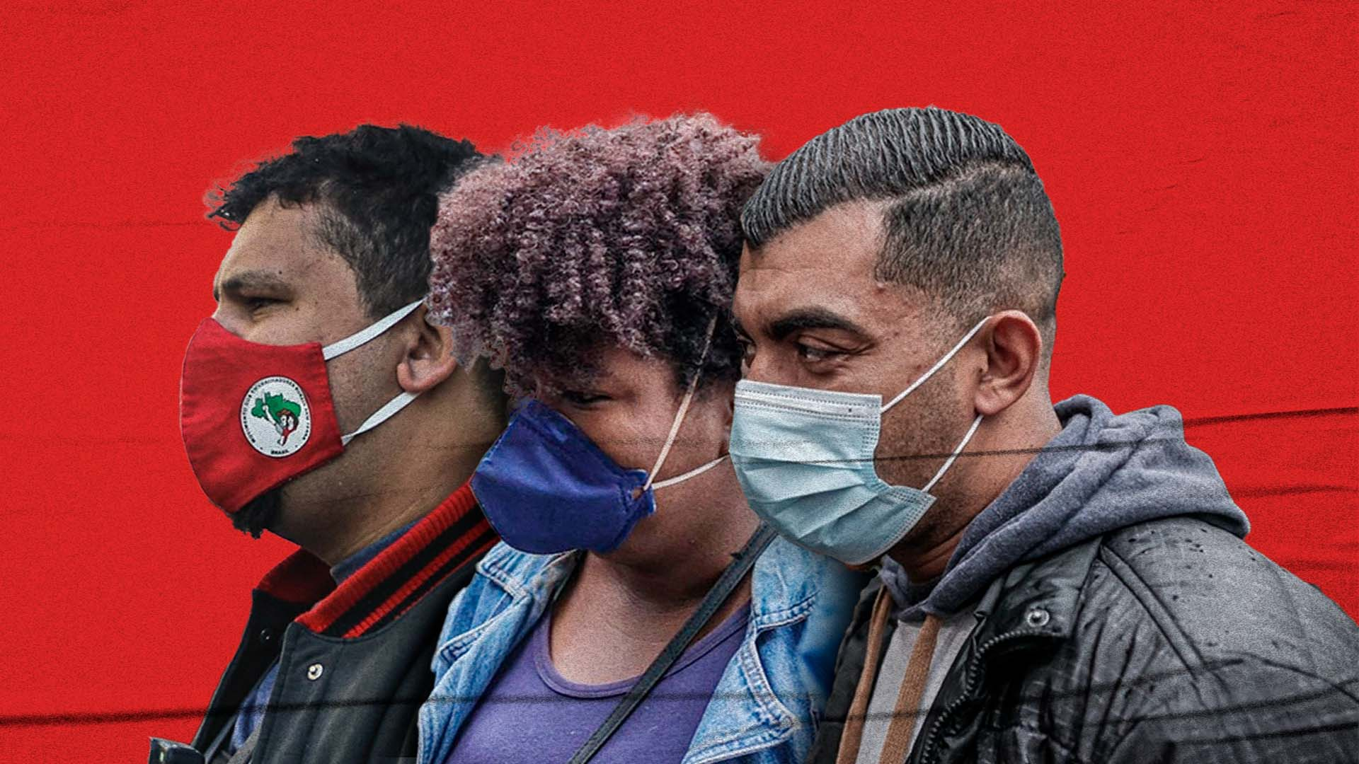 MST se solidariza com militantes presos arbitrariamente após protesto na estátua de Borba Gato