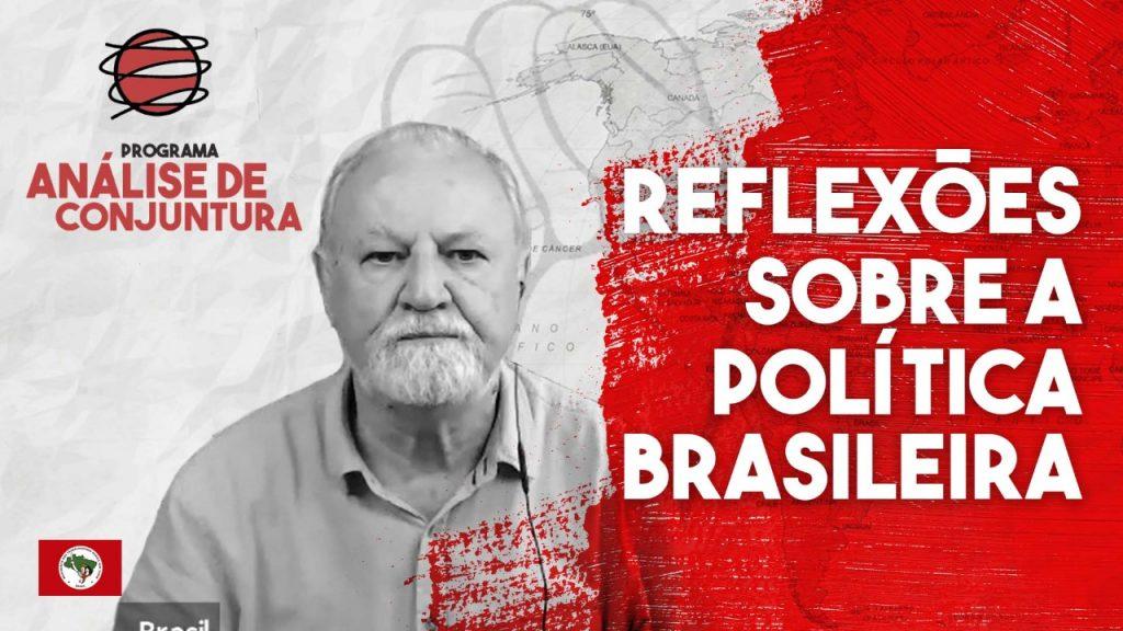 Programa Análise de Conjuntura com João Pedro Stédile | #017