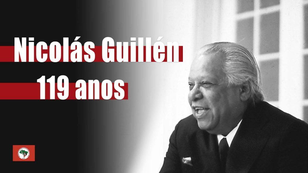 Homenagem ao Poeta Cubano