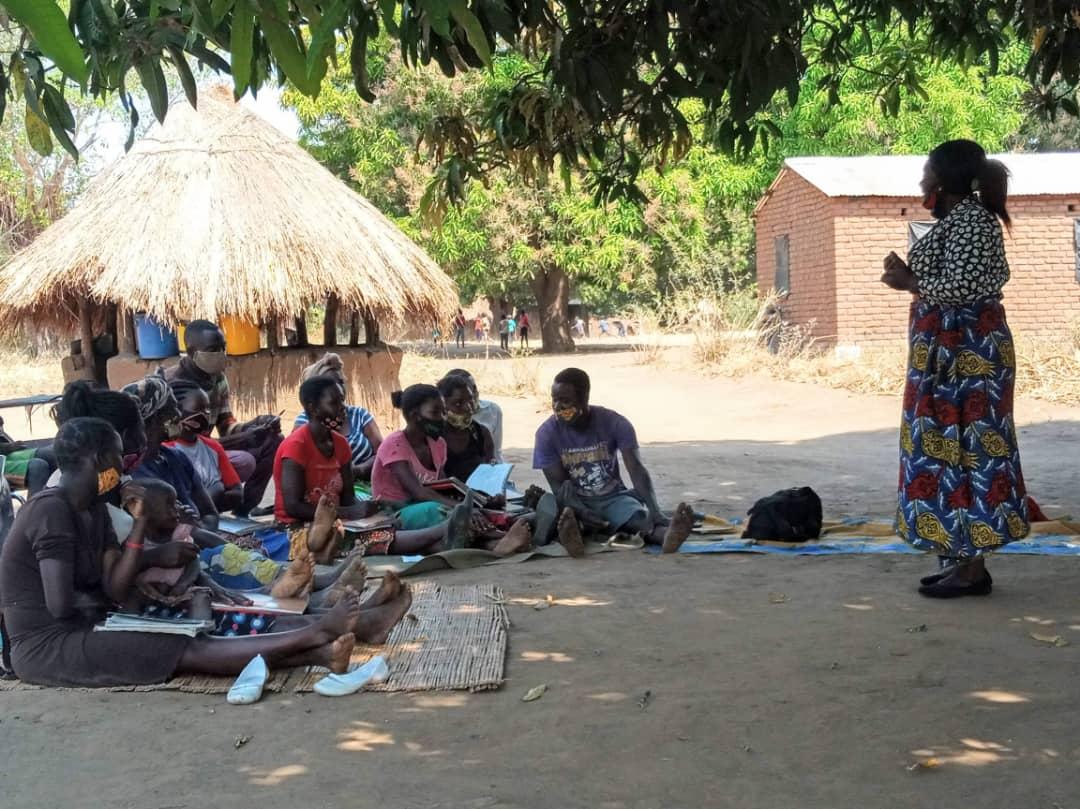 Alfabetização e Agroecologia na Zâmbia