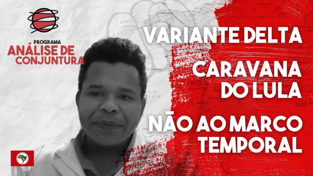 Programa Análise de Conjuntura com Joelson Santos | #023