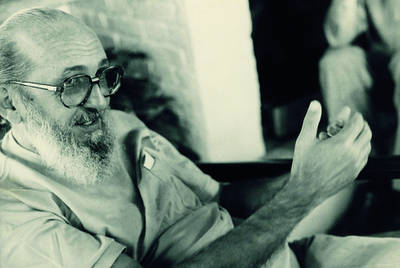 Memories that rescue the legacy of Paulo Freire