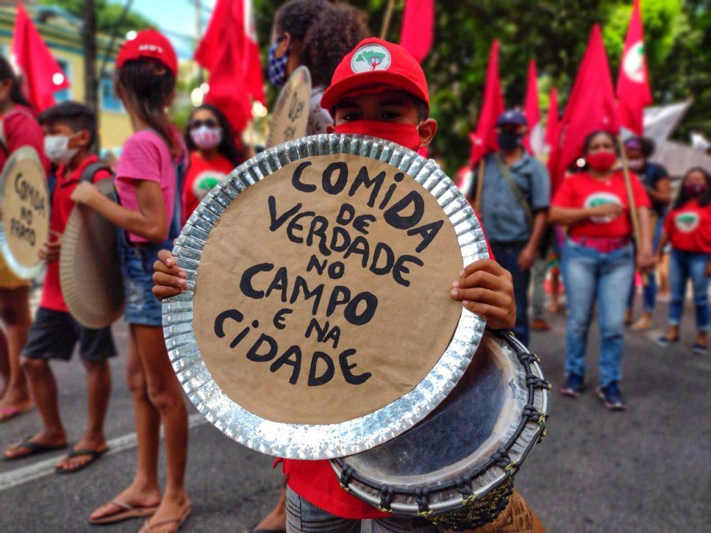 7S Fora Bolsonaro e Grito dos Excluídos e Excluídas