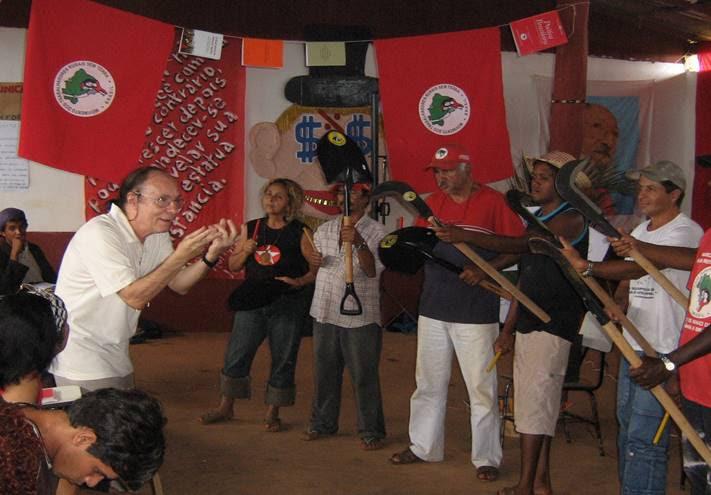 Casa da Cultura do MST no DF seguirá histórico de valorização da cultura popular