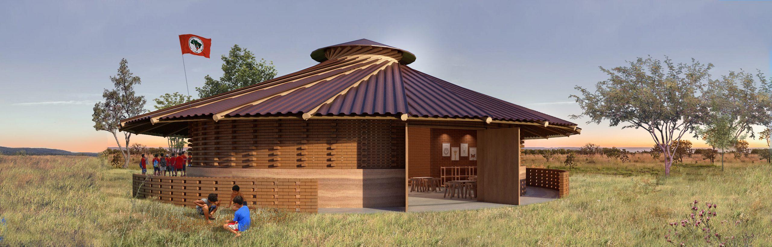Casa de Cultura do MST no DF arrecada fundos para sua construção