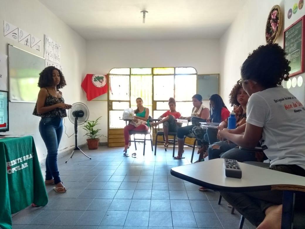 Em Alagoas, organizações lançam Escola de Formação vinculada ao trabalho popular