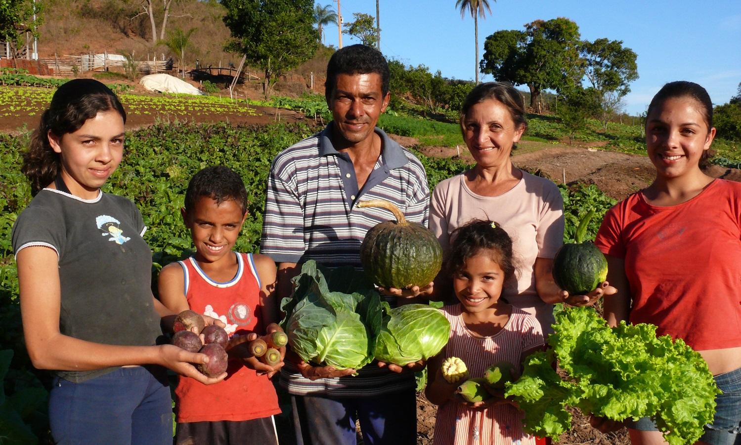 ÓAÊ lança Campanha para saber se a alimentação escolar garante produtos da agricultura familiar