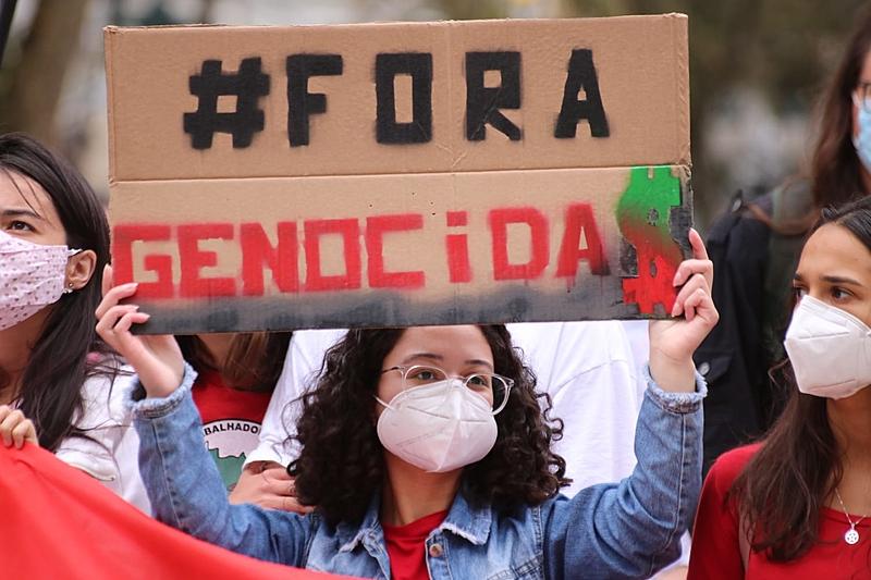 """Centrais convocam para ato em 2 de outubro contra presidente """"criminoso"""" e """"mitômano"""""""