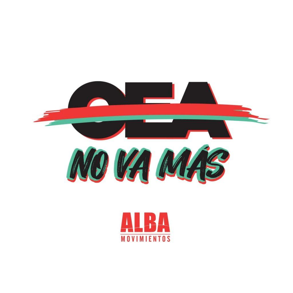#OEANoVaMás: Está na hora de sair da OEA