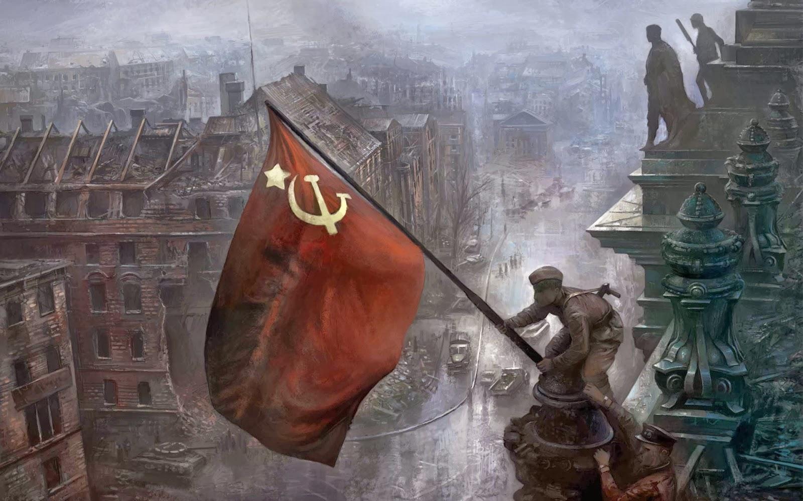 II Guerra Mundial: o imperialismo e a heróica resistência soviética