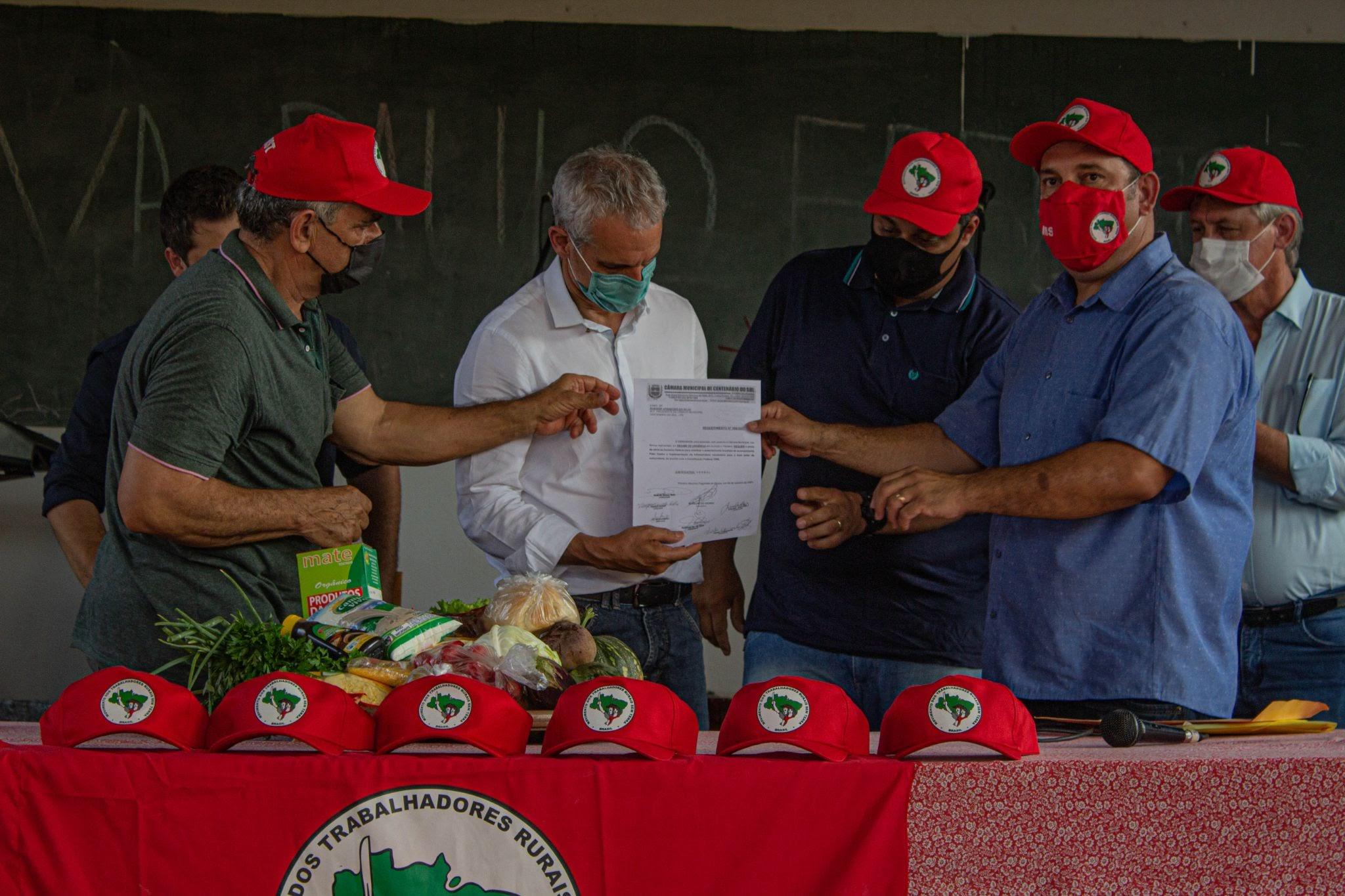 Mais de 130 famílias Sem Terra acampadas em Centenário do Sul conquistam CAD-PRO