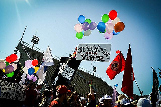Lutas Populares no Brasil é tema de curso online com início nesta quinta-feira (7/10)
