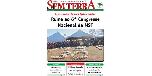 Jornal Sem Terra Nº 322/2013