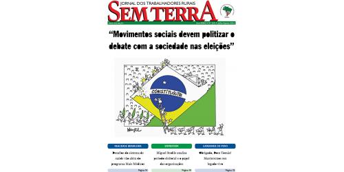 Jornal Sem Terra Nº 325/2014